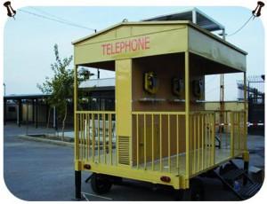 کانکس کیوسک تلفن
